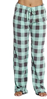 Women's Plush Pajama Pants