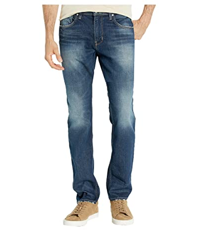Hudson Jeans Blake Slim Straight Zip Fly in Turn Over (Turn Over) Men