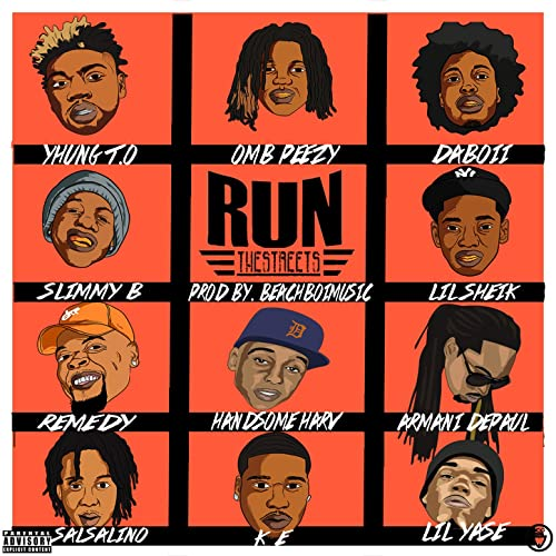 Backpage Explicit By Handsome Harv Sob X Rbe On Amazon Music