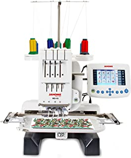 Best janome 230e embroidery machine Reviews