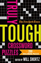 The New York Times Truly Tough Crossword Puzzles: 200 Challenging Puzzles PDF