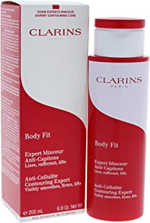 Clarins Body Fit Anti-Cellulite Contouring Expert for Women, 6.9 Ounce