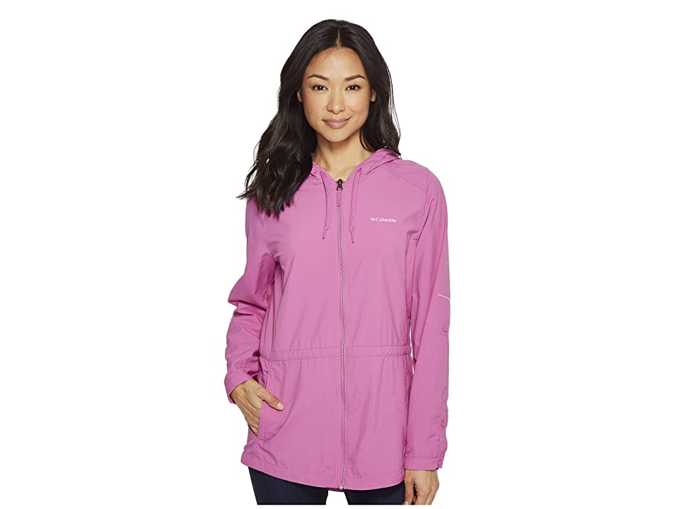 Columbia Sandy River Jacket (Bright Lavender) Women