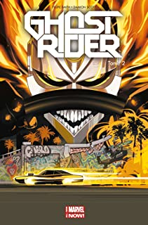 GHOST RIDER ALL NEW MARVEL NOW T02 (PAN.MARVEL 100%)