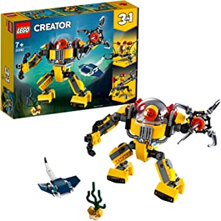 LEGO 31090 Creator Undervattensrobot