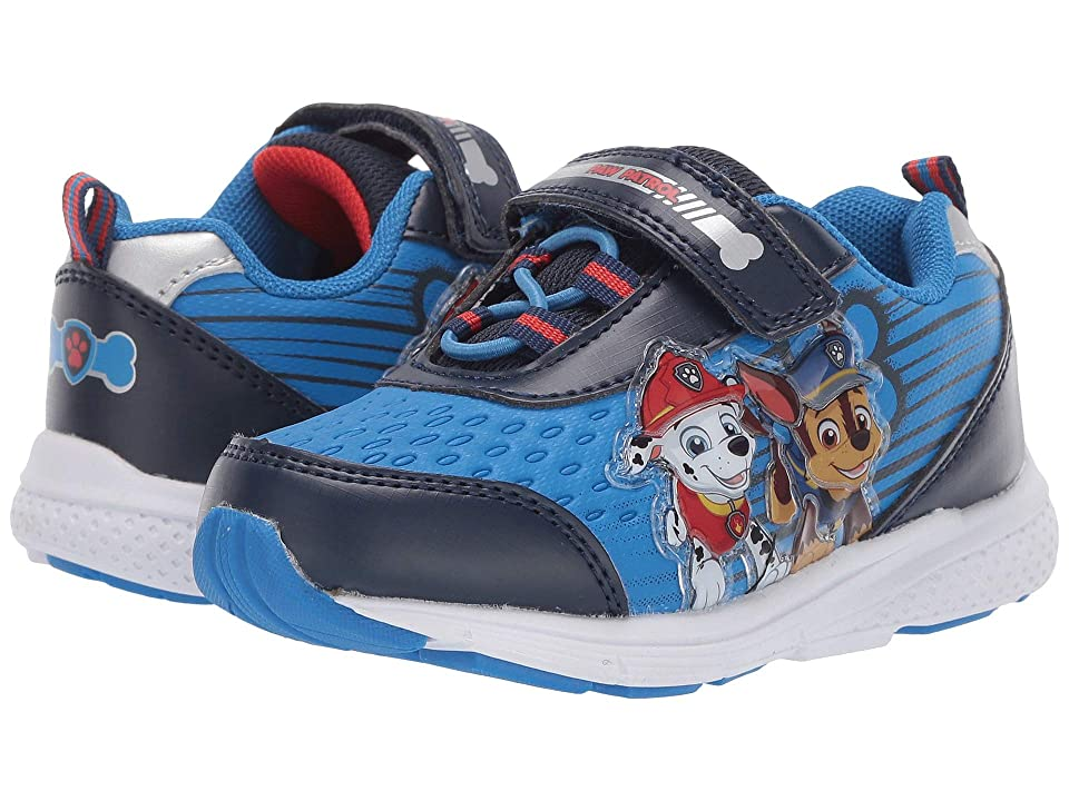 Josmo Kids Paw Patrol Eva Bottom Sneaker (Toddler/Little Kid) (Navy/Blue) Boy