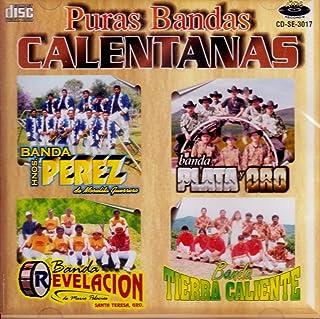 Puras Bandas Calentanas (Varios Artistas) 3017