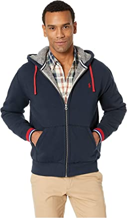 Sherpa Fleece Full Zip