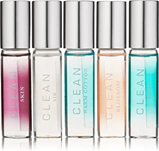 CLEAN Rollerball Layering Collection Fragrance Set