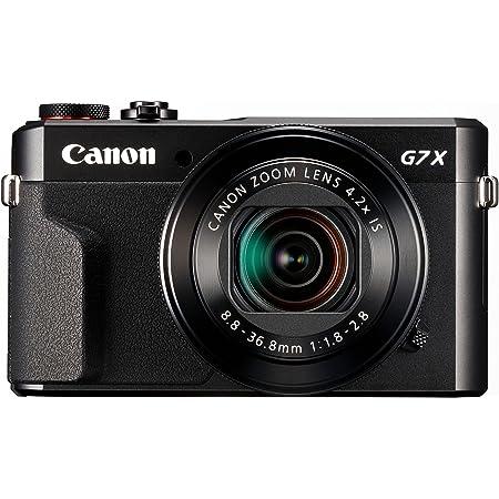Canon Powershot G7 X Mark Ii Digitalkamera Schwarz Kamera