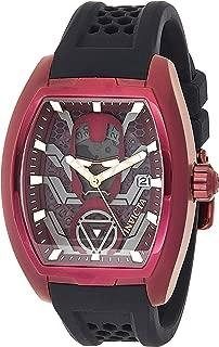 Invicta Men's Purple Dial Silicone Band Watch - IN-26931
