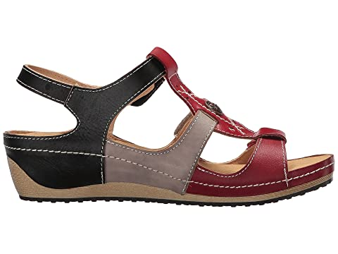 Múltiples Camelnavy El L'artiste Paso Multired Melissa Por Resorte RT7q0