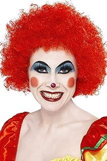 Smiffy's Women's Crazy Clown Wig