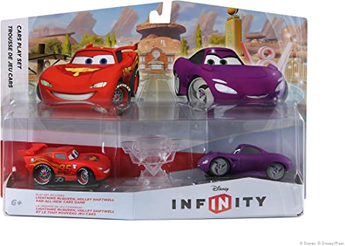 Disney Infinty Cars Playset Pack Lightning McQueen and Holley Shiftwell