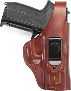 Holster for Tokarev M57 - Leather IWB Holster with Steel Clip - Old-World Craftsmanship (20S)