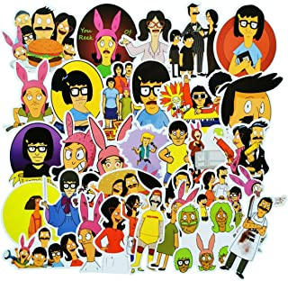 Best bobs burgers decal Reviews