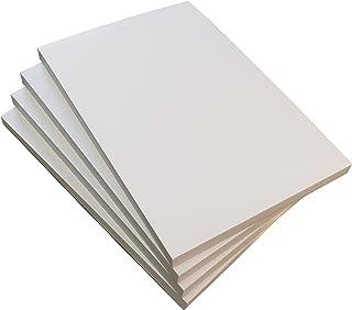1x Notizblock Malblock Zeichenblock blanko 50 Blatt, DIN A4,