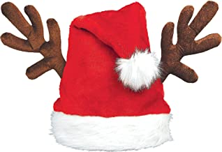 Best reindeer santa hat Reviews