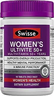 Swisse Ultivite 50+ Multivitamin, Women's