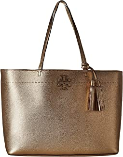 Tory Burch - McGraw Metallic Tote