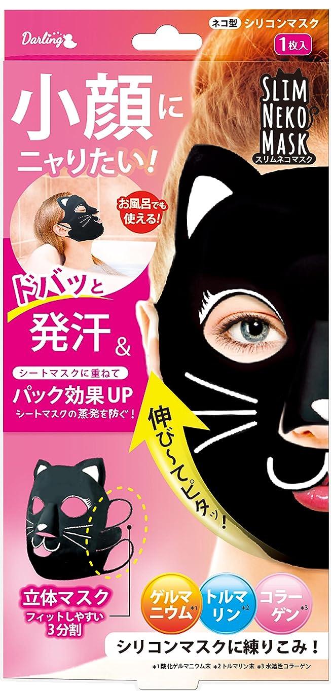 報酬膨らませる元気なビューティーワールド スリムネコマスク 2枚セット SNM781