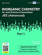 Inorganic Chemistry for Joint Entrance Examination JEE (Advanced) Part 1