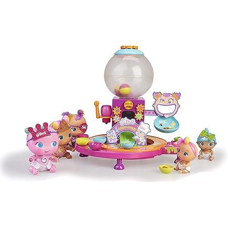 The Bellies - Ball Restaurant, comida de los Bellies, regalo para niñas y niños a partir de 3 años (Famosa 700015812)
