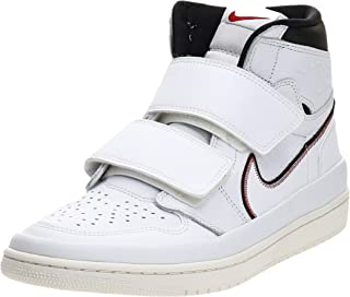 Nike Air Jordan 1 Re Hi Double Strp, Men's Basketball Shoes, Multicolour (White/Black/Sail 101)