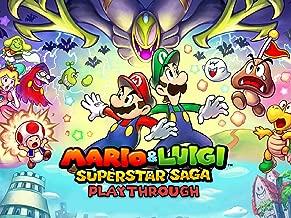 Clip: Mario And Luigi Superstar Saga Playthrough