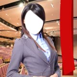 Traje de la foto de la mujer de negocios