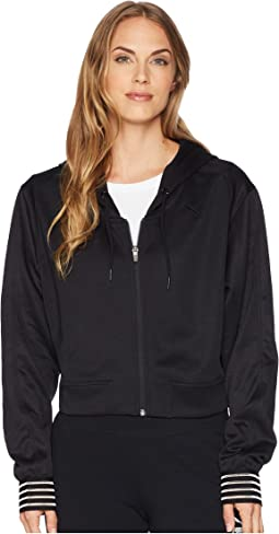 PUMA Fusion Full Zip Hooded Jacket