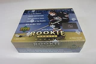 2005/06 Upper Deck Hockey Rookie Update Box (Hobby)