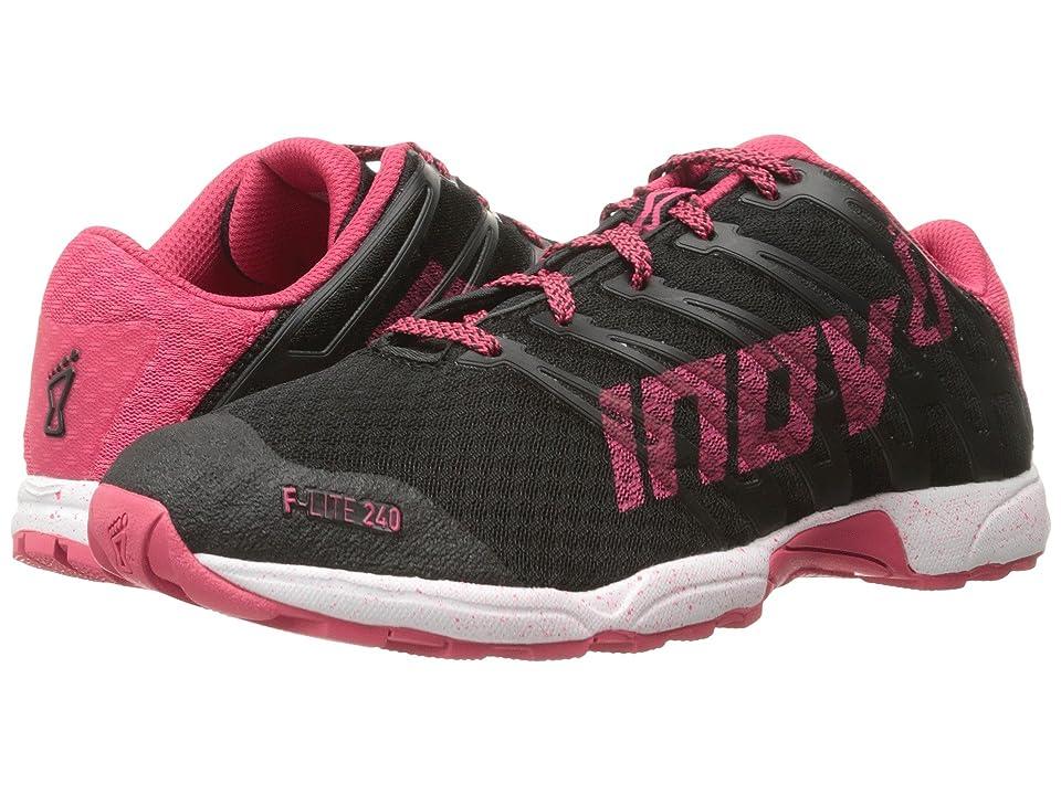 inov-8 F-Lite 240 (Black/Pink/White) Women