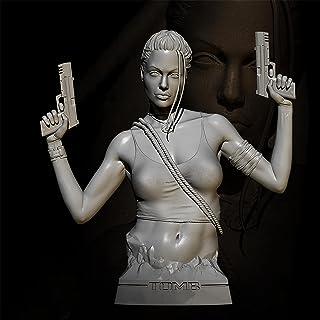 Risjc 55 mm modern science fiction kvinnlig agent harts modellkit omonterad och omålad soldatkomponent — 93RJ16