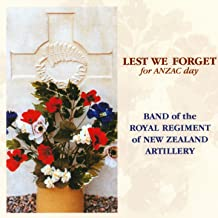 anzac day song lest we forget