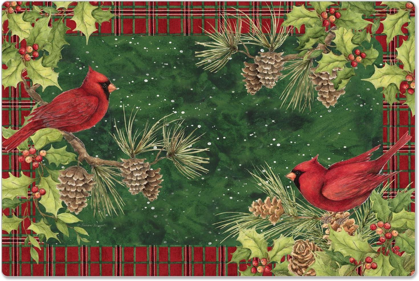 CounterArt Anti-fatigue Al sold out. Comfort Mats Sales results No. 1 Floor Cardinals-Pine-Holly