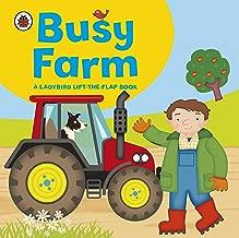 Busy Farm: A Ladybird Lift-The-Flap Book