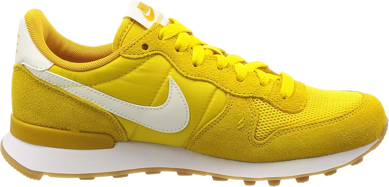 Nike WMNS Internationalist/Jaune : Amazon.fr: Chaussures et Sacs