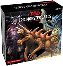 Dungeons Dragons Spellbook Cards: Epic Monsters (D d Acces