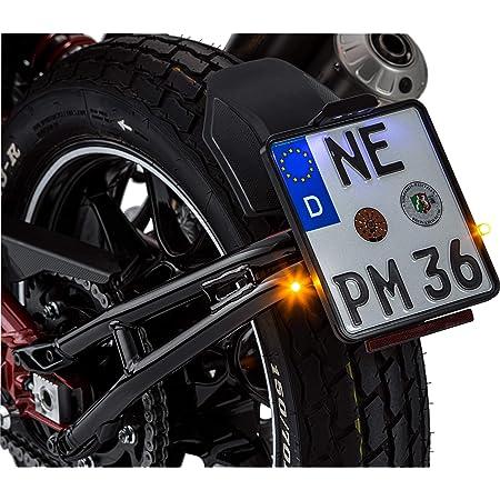 Highsider Motorrad Led Blinker Protontwo E Geprüft 2er Pack Auto