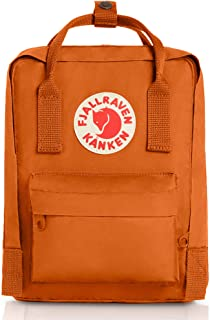 Fjallraven Unisex-Kid's K nken Mini, Brick, One Size