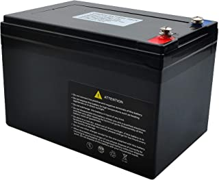 12V LiFePO4 Battery Pack 12V LFP Battery 12V Battery Pack 12V 12Ah Battery 12V Deep Cycle Battery 12V Wheelchair Battery 20A Max Current 2000 Times Cycle Life (12V 12Ah Battery)