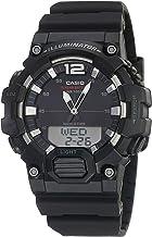 Casio Men's Classic Quartz Watch with Resin Strap, Black, 27.78 (Model: HDC-700-1AVCF)