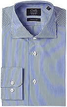 او في اس قميص ازرق قبة قميص -رجال