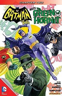 Batman '66 Meets The Green Hornet #2 (Batman '66 Meets the Green Hornet)