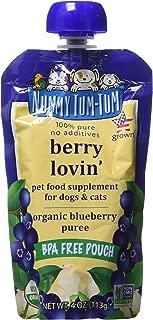 Nummy Tum Tum Organic Fruit and Vegetable Pet Food Blend