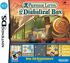 Professor Layton and the Diabolical Box [Nintendo DS] by Nintendo