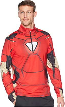 Marvel Tech 1/4 Zip