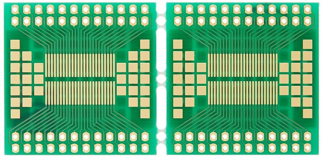 やめる貼り直すカテゴリーサンハヤト SOP IC変換基板 SSP-63