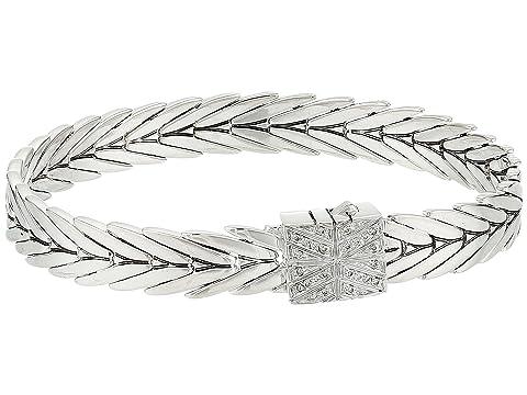 John Hardy Modern Chain Diamond Bracelet 8mm